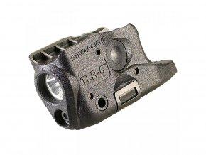 Streamlight TLR-6 Pistolová podvěsná 100 lm svítilna s laserem na Glock 26/27/33