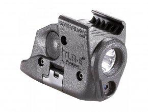 Streamlight TLR-6 Pistolová podvěsná 100 lm svítilna s laserem na RAIL Glock