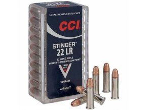 CCI 22LR Stinger HP