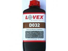 bezdymy prach lovex d032