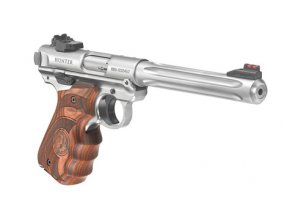 Ruger MKIV Hunter - Laminate Ergo Grip .22