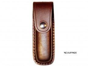 Pouzdro na zavírací nůž kožený Wenger/Victorinox 130mm