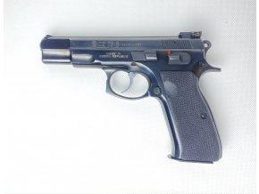 CZ 75B  9mm Luger - REZERVACE