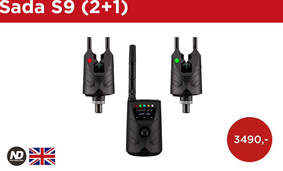 Sada S9 (2+1)