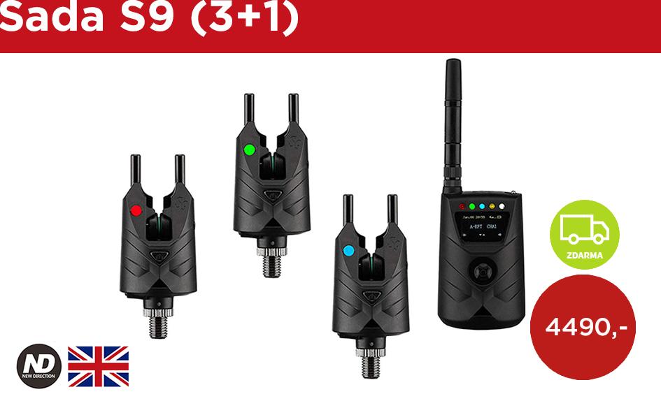 Sada S9 (3+1)