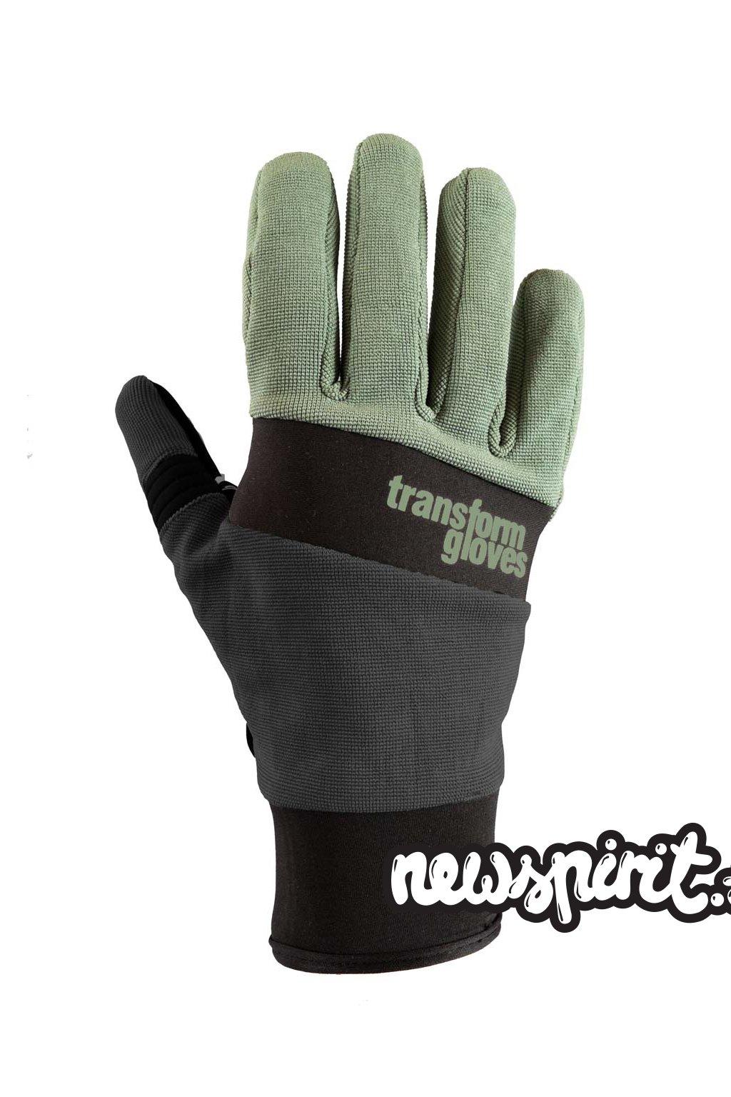 Rukavice Transform Gloves The Watson Blue