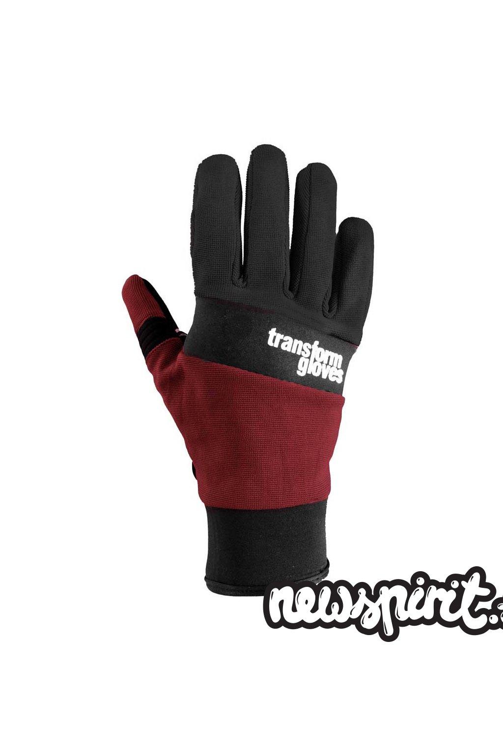 Rukavice Transform Gloves The Watson Burnt red