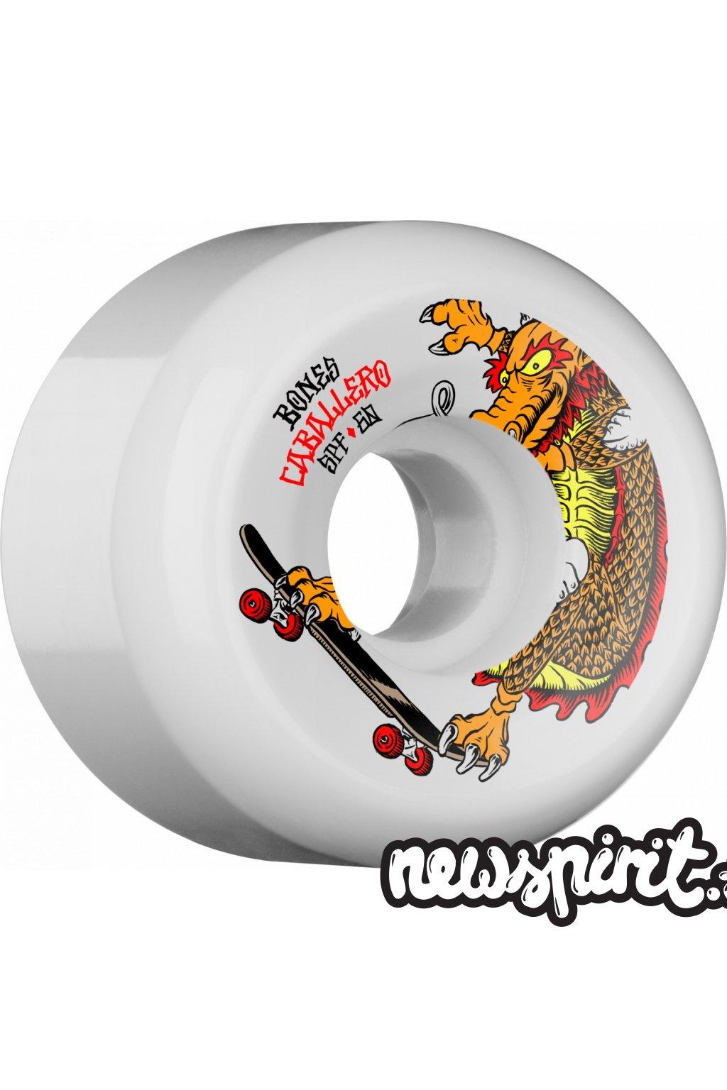 Kolieska Bones SPF Caballero Dragon P5