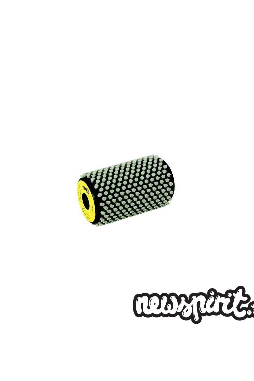 Toko Rotary Brush 4mm nylon gray