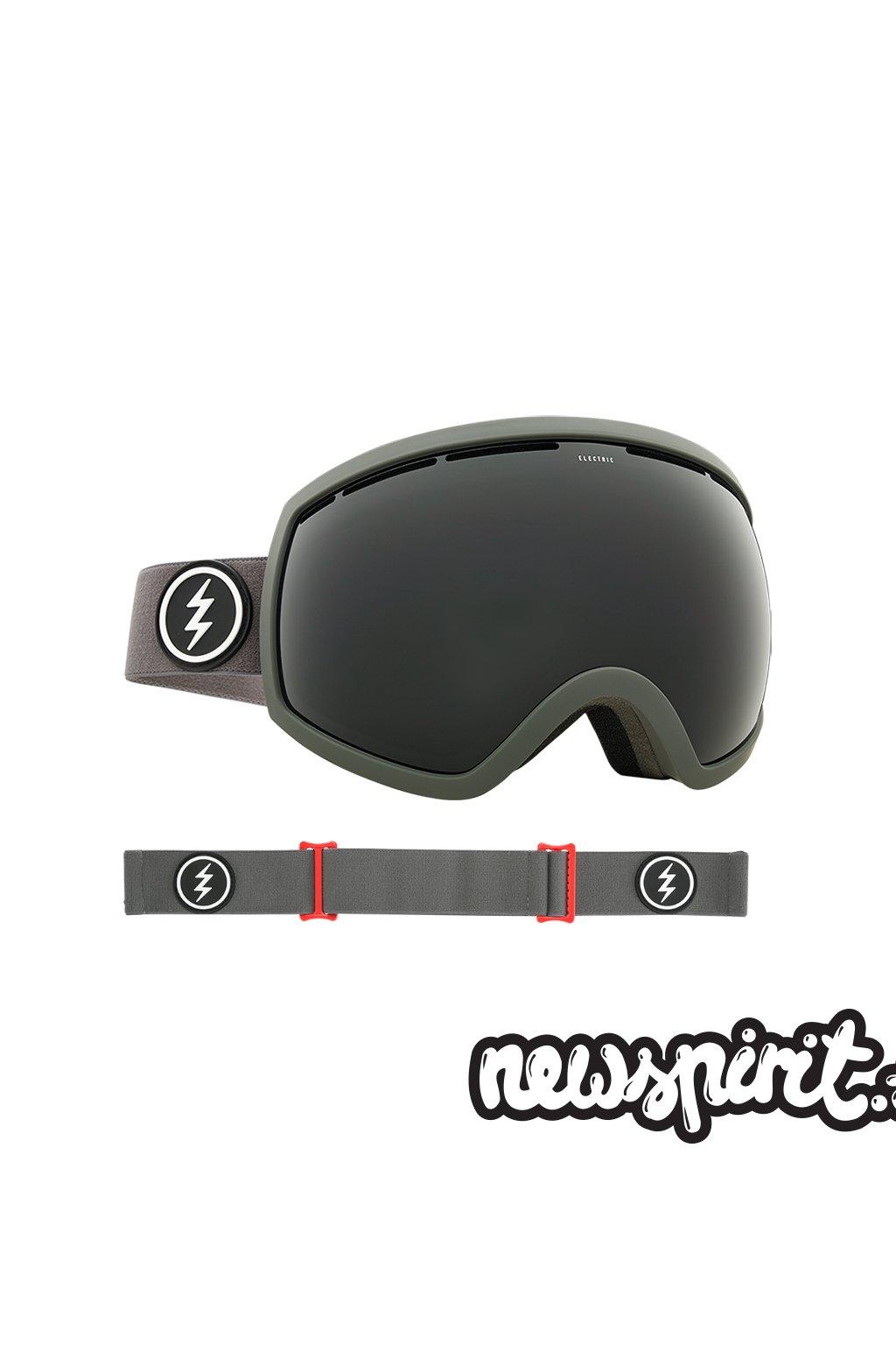 3c6aaa5fd Snowboardové okuliare Electric Grey Red Jat Black - New Spirit Skateshop