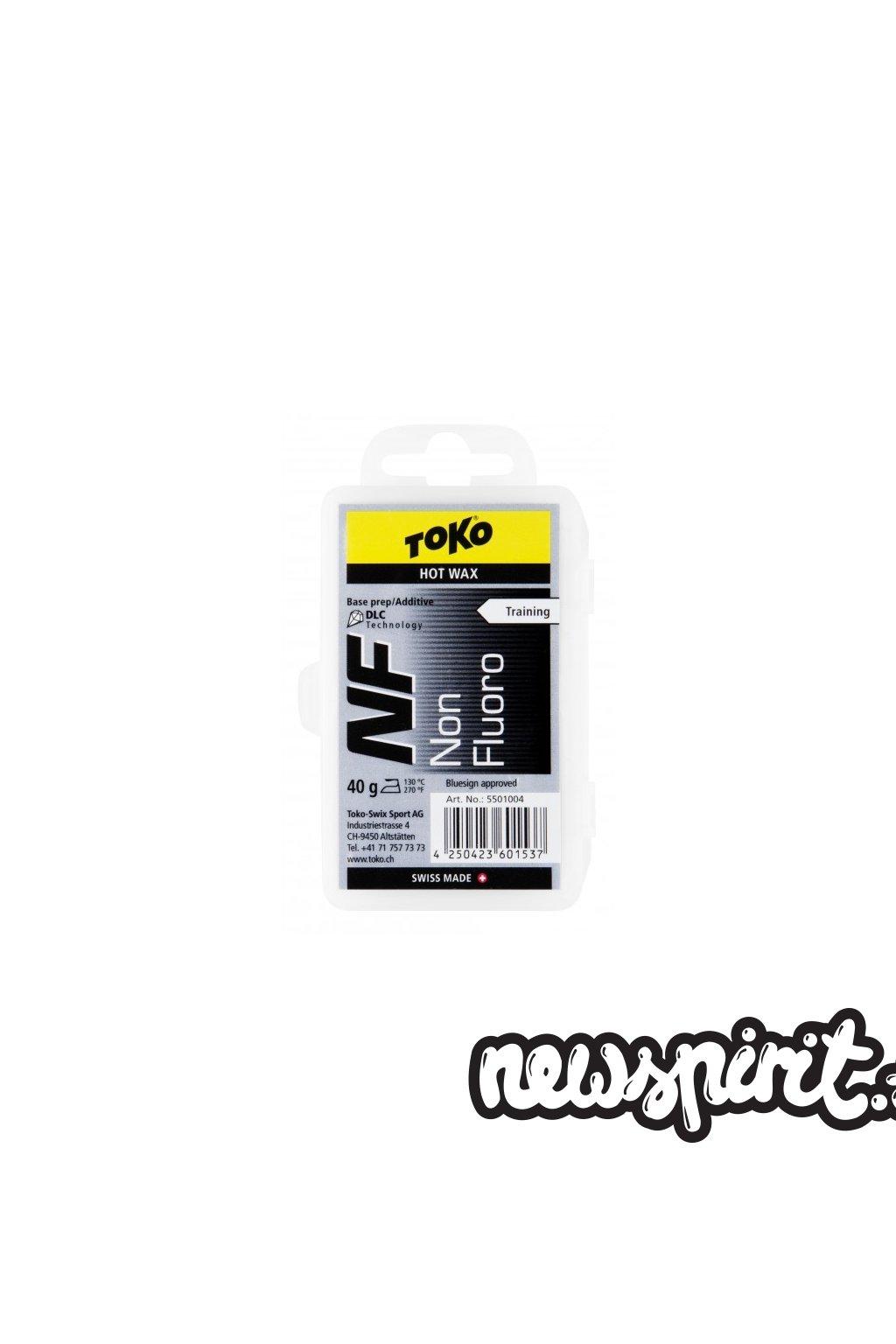 Toko NF Hot Wax black DLC 40g