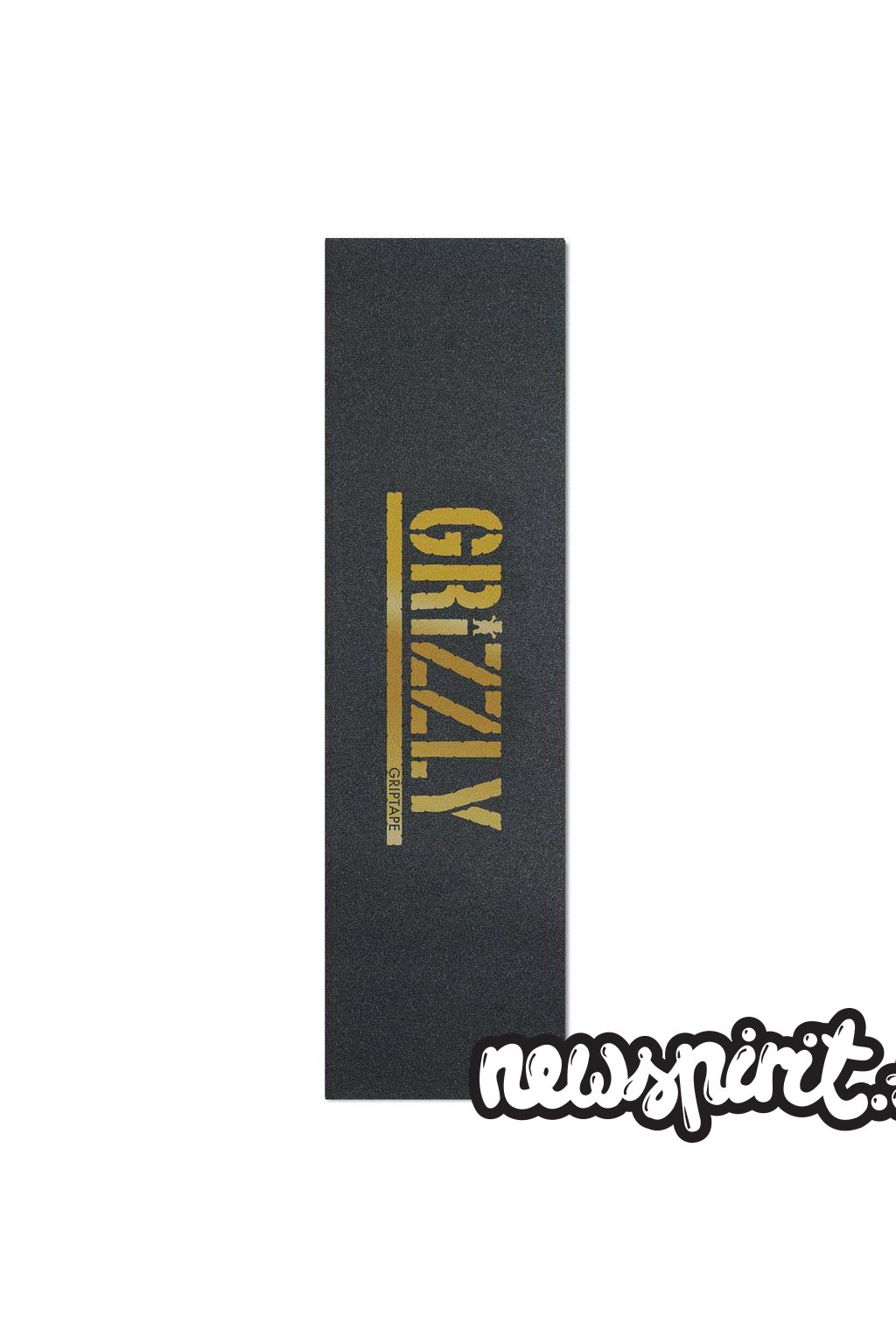 Grip Grizzly - Gold Stamp