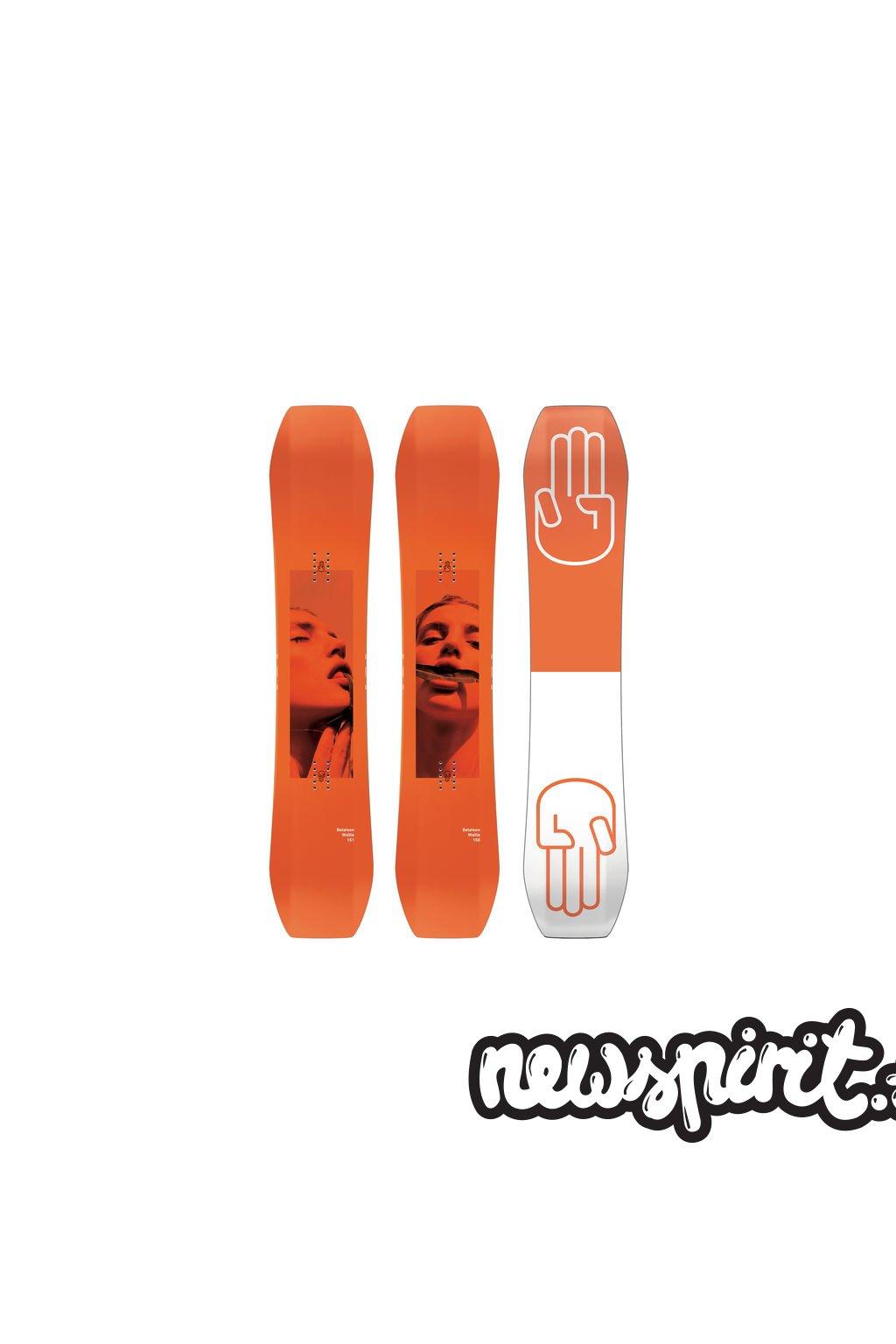 Bataleon snowboard Wallie 1819
