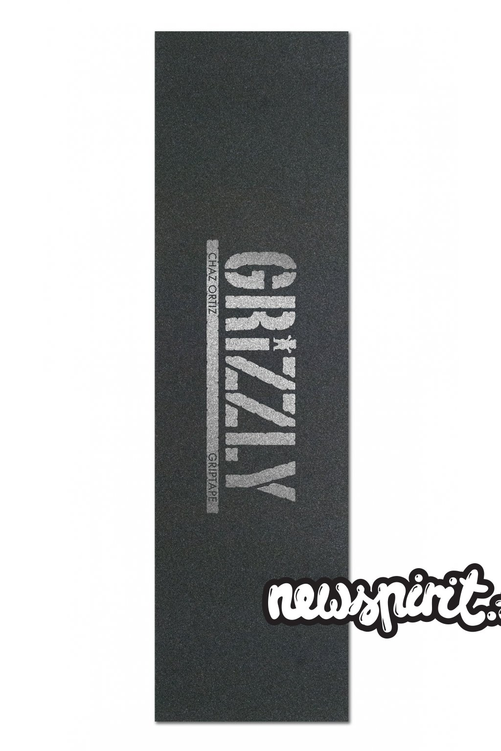 Grip Grizzly Chaz Ortilz 3M Silver