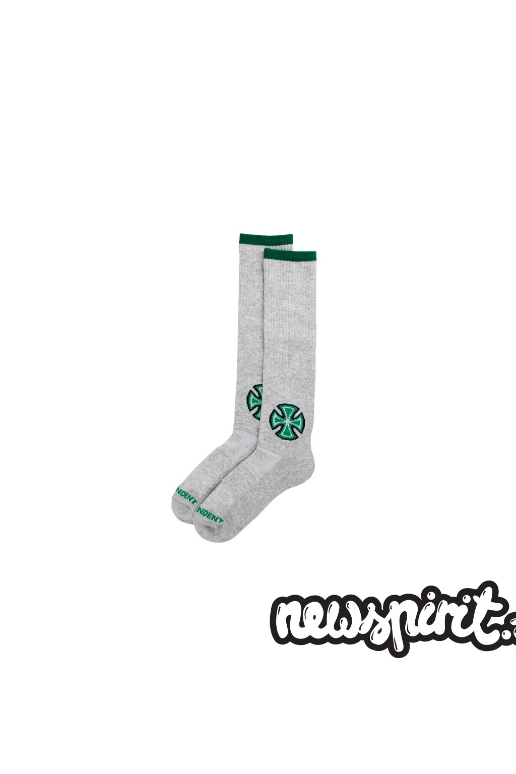 INdependent SP19 ACCS Socks Primary BC Athletic Heather