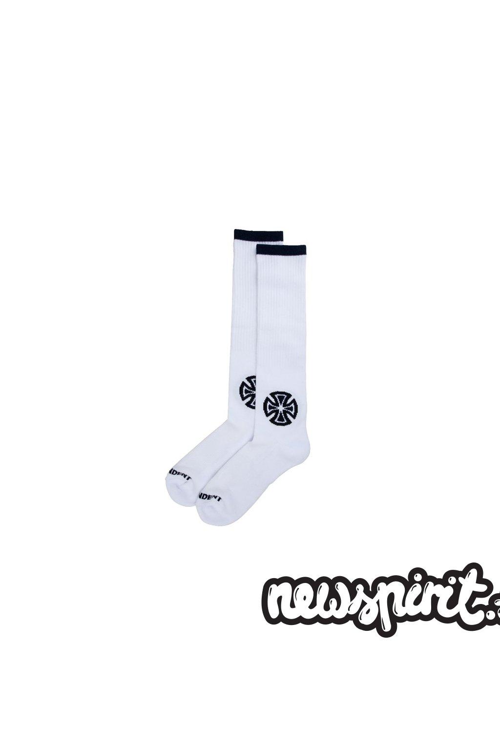 INA SP19 ACCS Socks Primary BC White