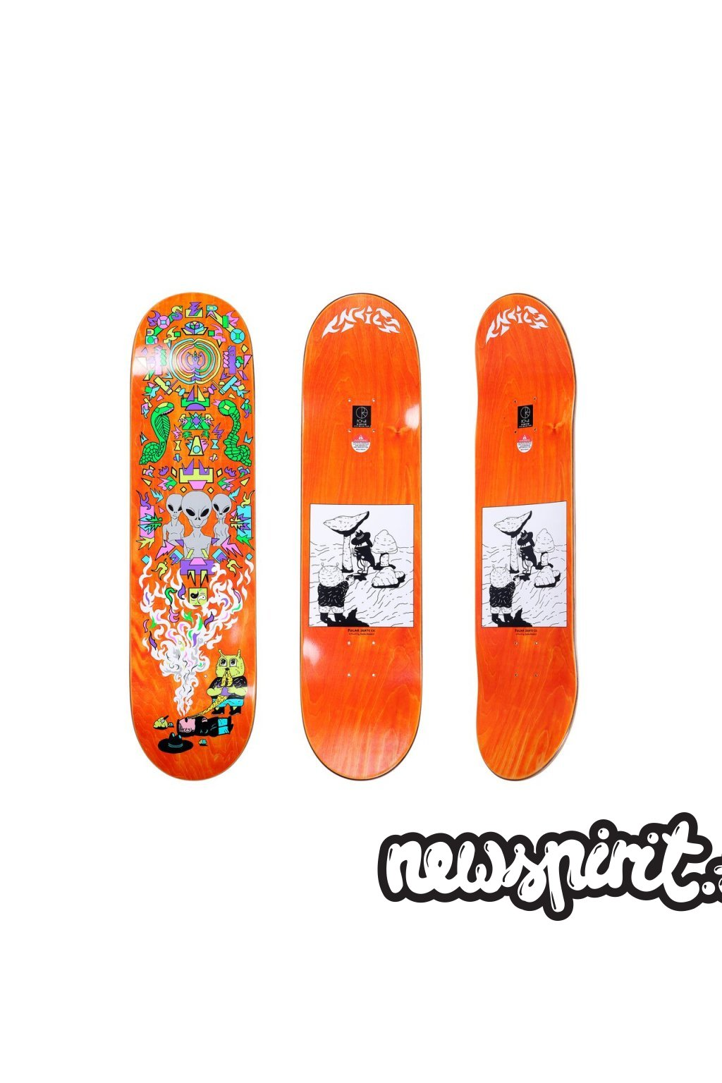 polar skateboard Nick Boserio Synthesis 49655 de 1762 8125