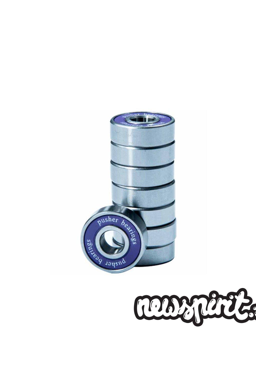 pusher bearings very speed abec7