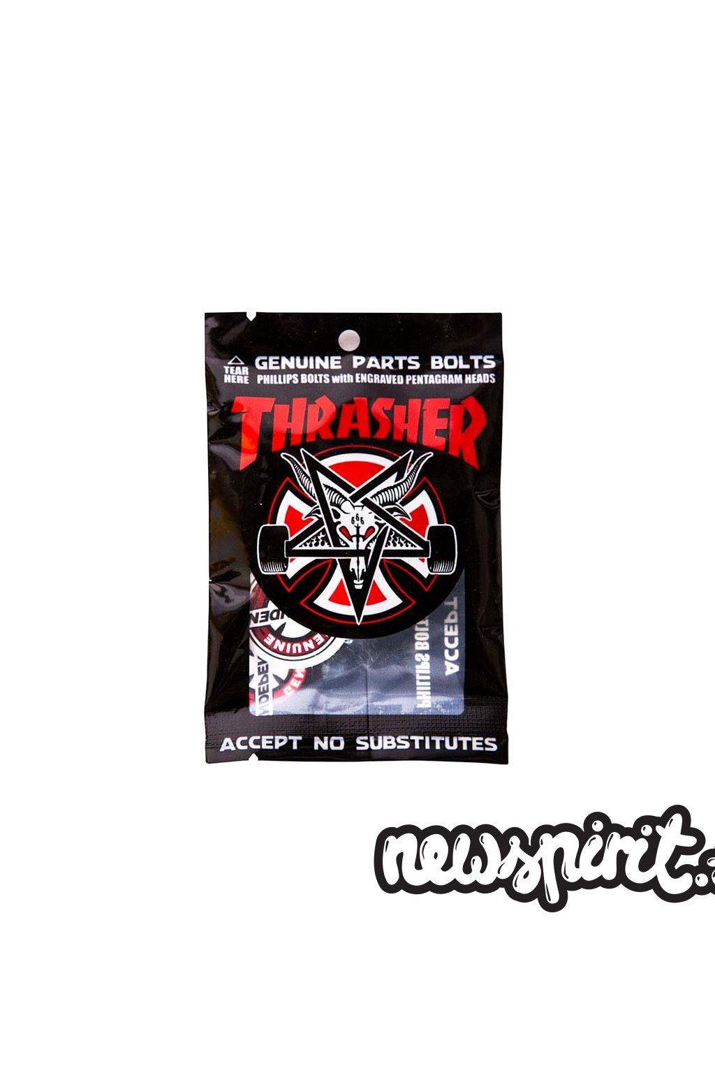 INdependent Thrasher BoltsBag Straight