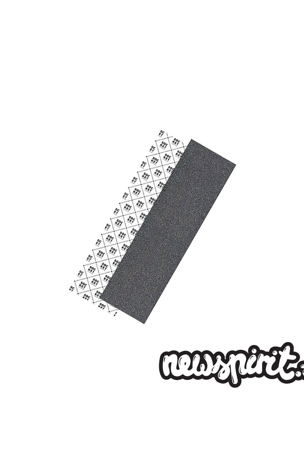 gripy socket griptape black