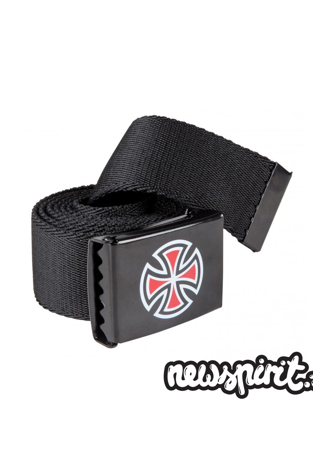 INdependent bc web belt black