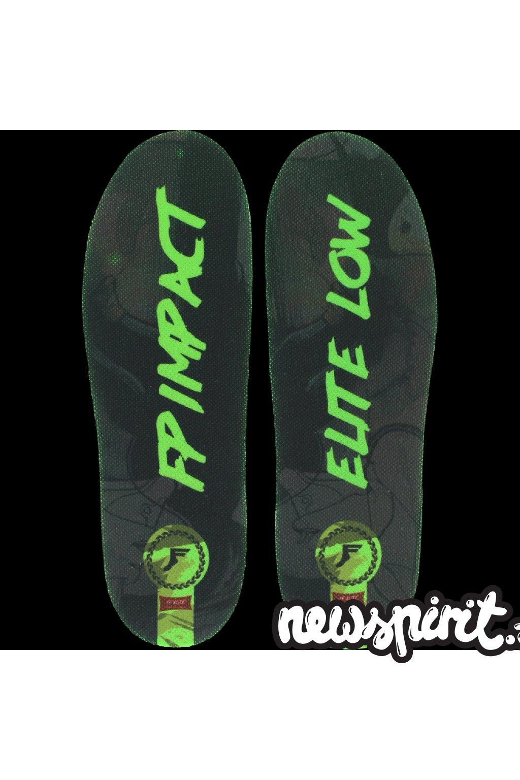 footprint elite low classic Kingfoam green