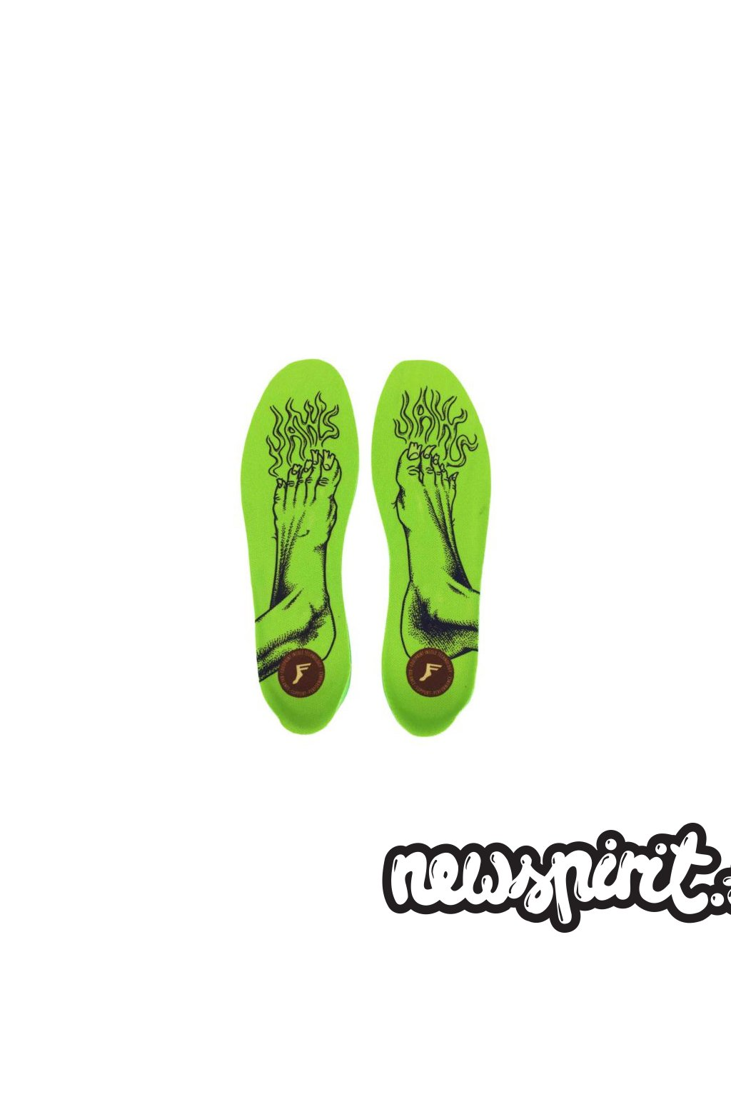 Elite Jaws Feet footprint 1