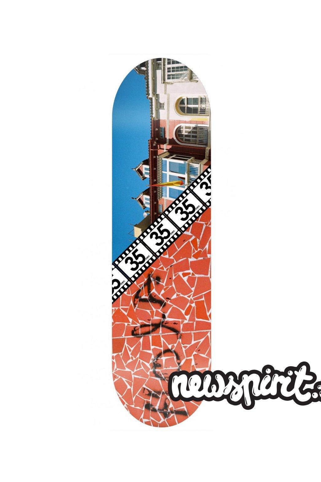 skateboard 35mm Malaga 1