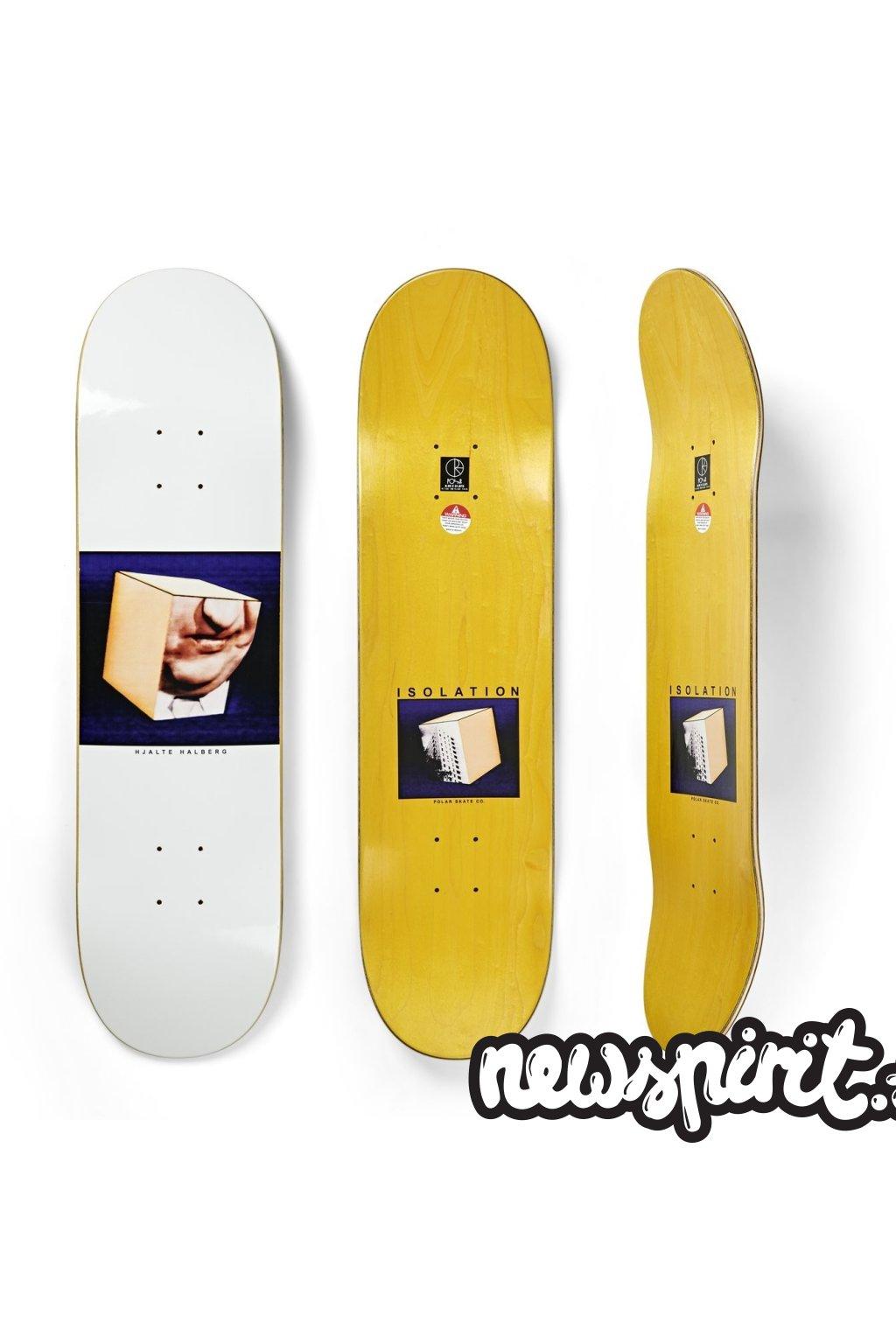 polar skateboard ISOLATION 8.25 1344x1344