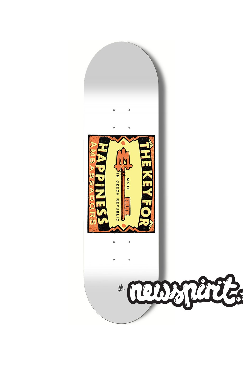 1 skateboard Ambassadors 2021 MATCHES Whitesir wht