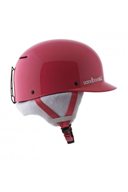 Prilba SandBox Clasiccs 2.0 Kids snow  Bubblegum
