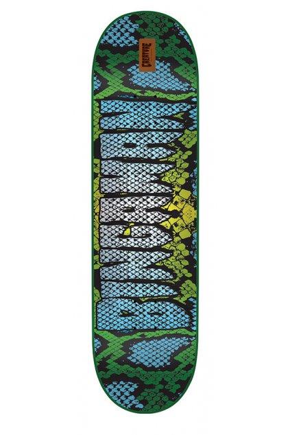 Skateboard Creature - Bingaman Pro Logo