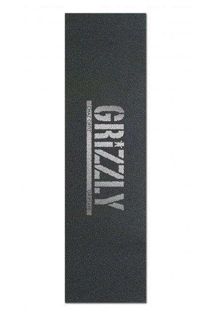 Grip Grizzly Chaz Ortilz 3M Silver