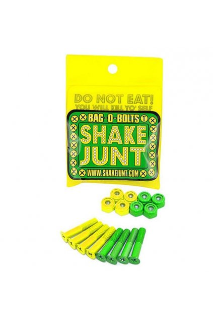 shake junt bag o bolts