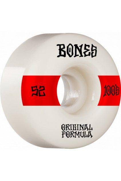 Bones 100s og formjla 52