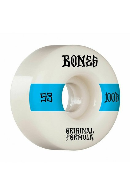 Bones wheels og 100s 53mm