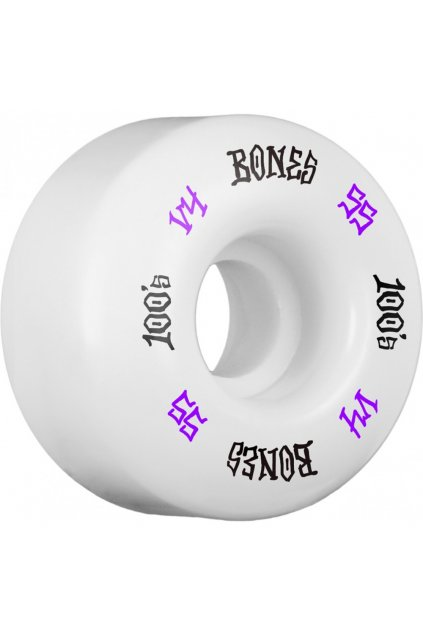 Bones 100s og formjla 55