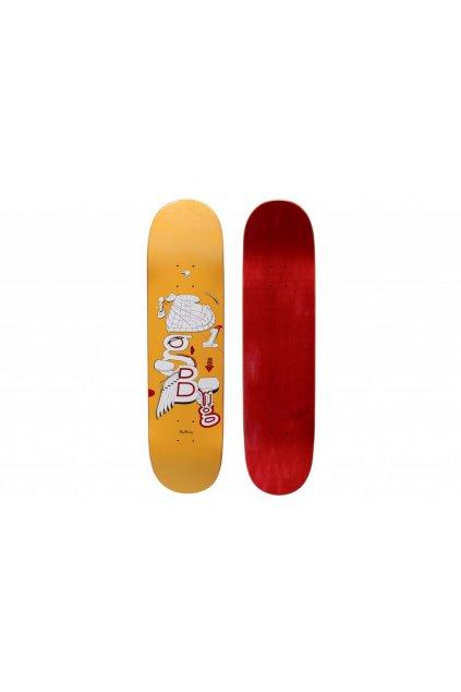 Skateboard bigbang sesh deep concave