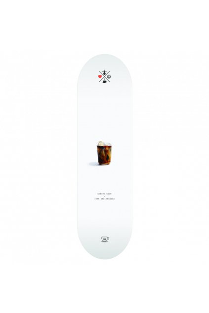 cube skateboard deck 35mm