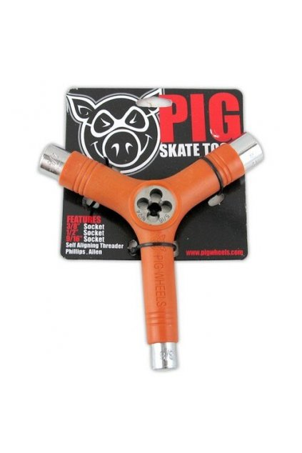pig tool ORANGE 1