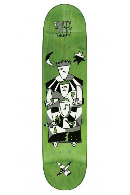 Hoity Toity fellas skateboard 1