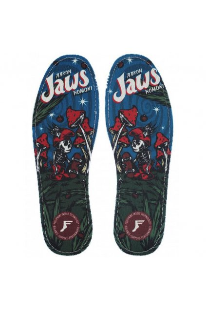 footprint jaws insole