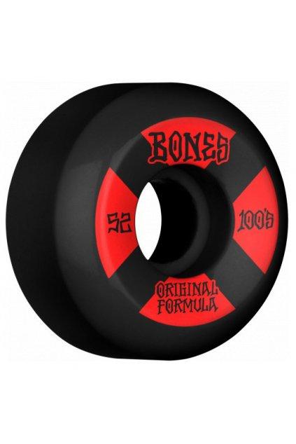 Bones 100s og formula black 52
