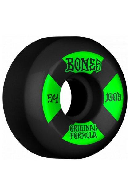 Bones 100s og formula black 54