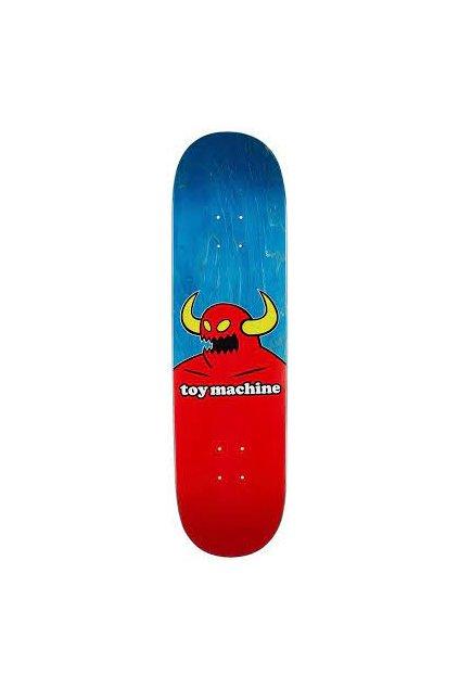 skateboard TOY MACHINE 5 Monster Large Blue