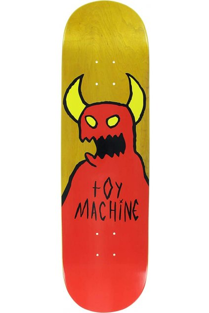 skate deska toy machine sketchy monster 8