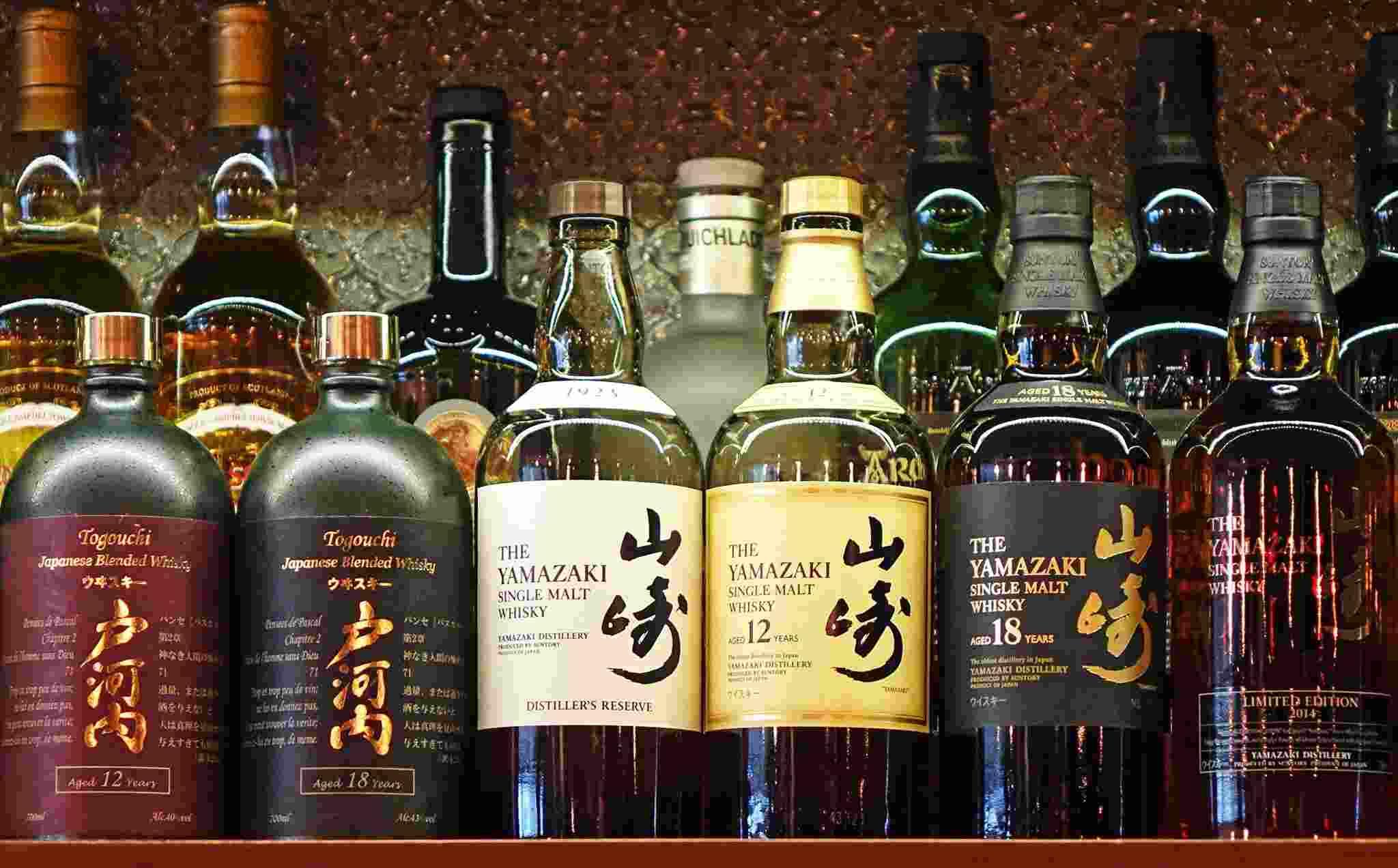 Radšej si urobte zásoby: japonská whisky bude nedostatkovým tovarom