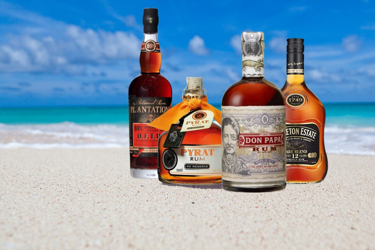 Tieto rumy nesmú chýbať vo vašom domácom bare