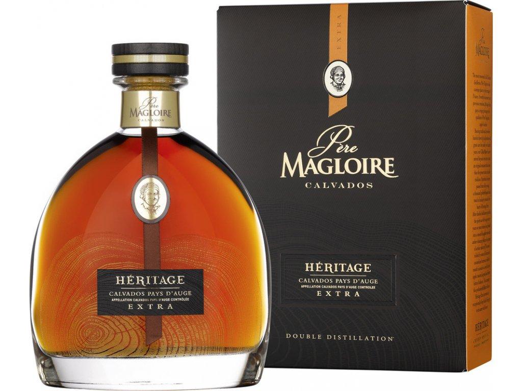 Pére Magloire Extra Heritage