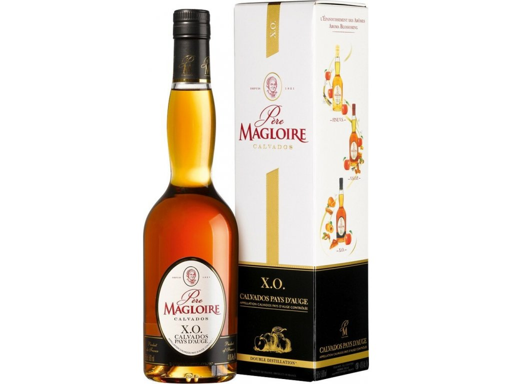 Pére Magloire XO 0,5l